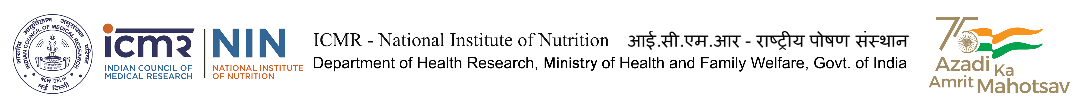 ICMR-National Institute of Nutrition, India
