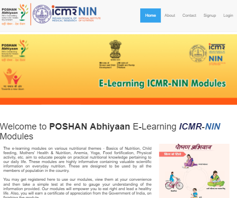 Icmr National Institute Of Nutrition India